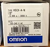 Omron H5CX-A-N Digital Timer 100-240VAC