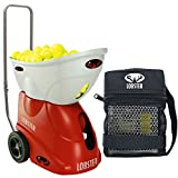Lobster Elite Freedom Tennis Ball Machine bundled with External AC Power Supply