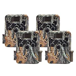 Browning Strike Force HD 850 Camera (4-Pack)