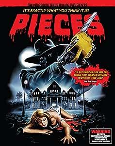 Pieces (2 Blu-rays + CD)