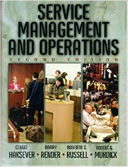 Book Service Management and Operations