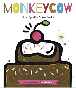 Image result for monkeycow