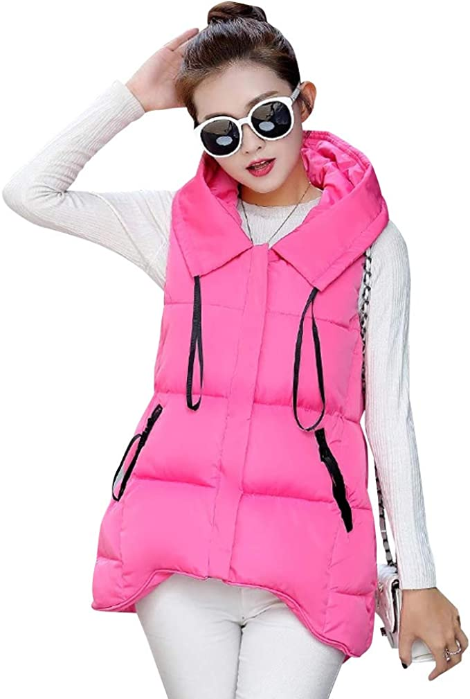 BOZEVON Mujeres Outwear - Otoño Invierno Calentamiento Disfraz ...