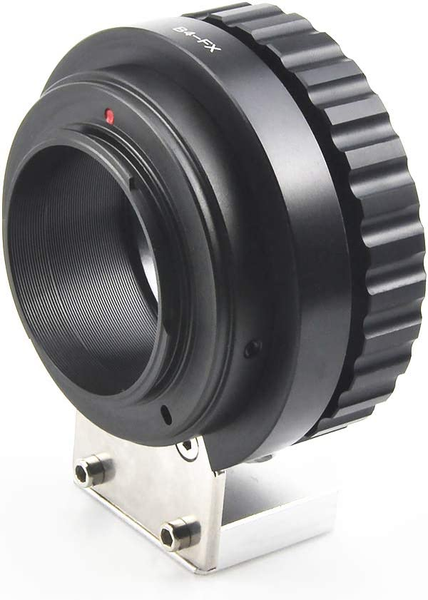 Q7.Camera.with Tripod Mount Compatible with for Canon Fujinon 2//3 Lens /& for Pentax Q PQ Q10