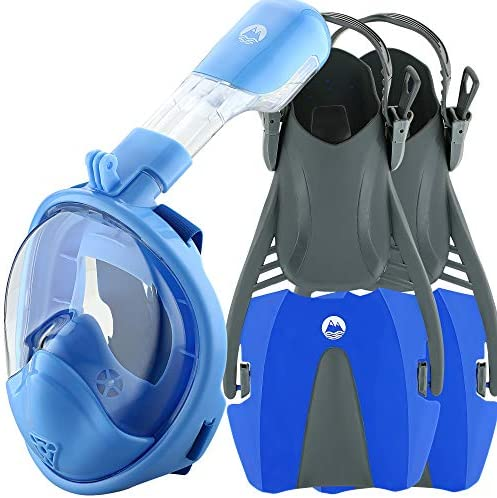 cozia design Snorkel Set MASK product image