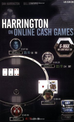 (Harrington on Online Cash Games: 6-Max No-Limit Hold 'em)