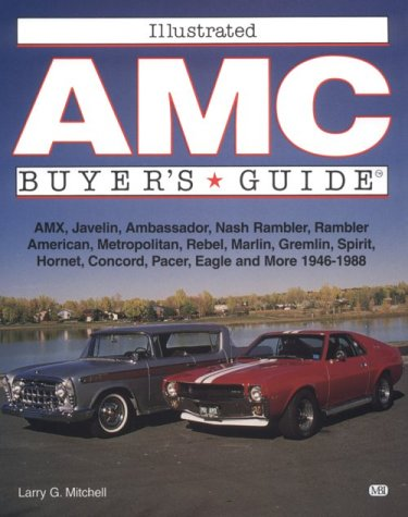 Illustrated Amc Buyer's Guide (Illustrated Buyer's Guide)