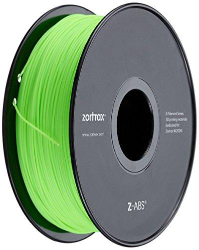 Zortrax 5904730747066 Z-ABS Filament pour Imprimante 3D, Vert Clair