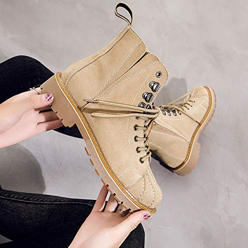 Winter Resistance Boots Boots KPHY Thirty Autumn Martin Frosted Boots Shell Wear Short Head seven And nZfqIW7f