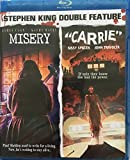 Stephen King Double Feature (Misery / Carrie) [Blu-ray]