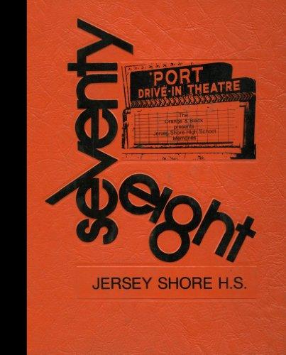 (Reprint) 1978 Yearbook: Jersey Shore High School, Jersey Shore, Pennsylvania ()