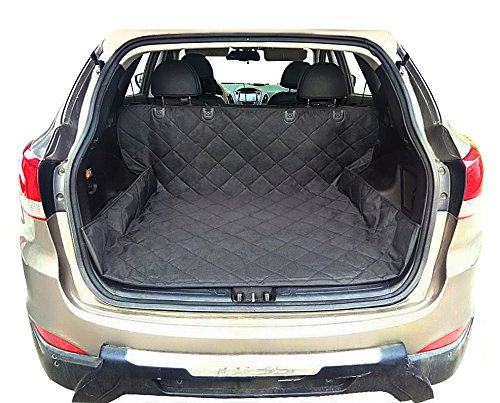 GoLoveFun Dog Cargo Liner for SUV / Non Slip Heavy Duty C...