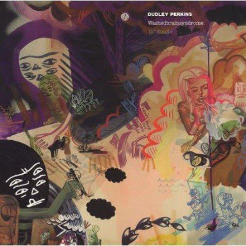 Vinilo : Dudley Perkins - Washedbrain (12 Inch Single)