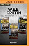 W.E.B. Griffin Brotherhood of War Series: Books 7-9: The New Breed, The Aviators, Special Ops