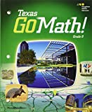 Go Math Texas: Student Interactive Worktext Grade 8 2015