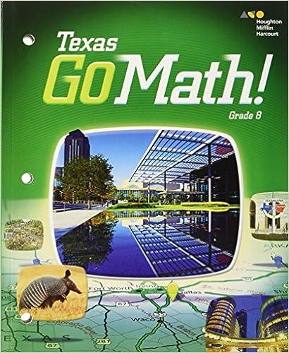 Go Math Student Interactive Worktext Grade St Edition