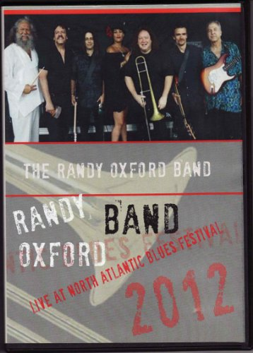 Atlantic Oxfords (Randy Oxford Live at North Atlantic Blues festival)