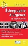 Echographie d'urgence (& réanimation)