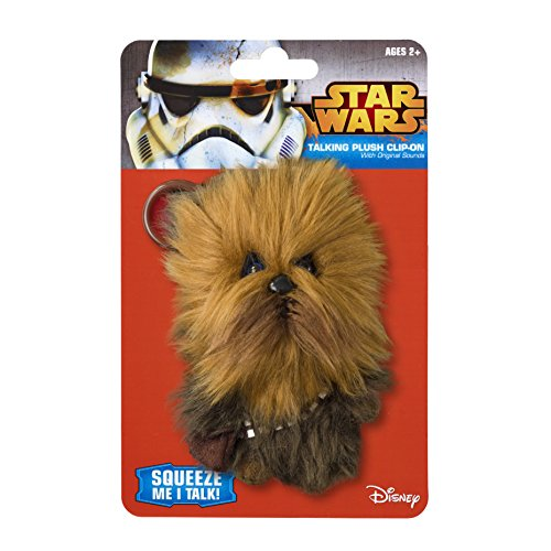 (Underground Toys Star Wars Talking Chewbacca 4