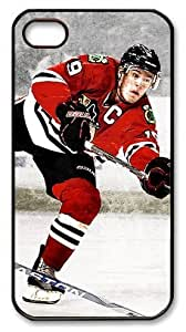 icasepersonalized Personalized Protective Case For Samsung Note 4 Cover NHL Chicago Blackhawks #19 JONATHAN TOEWS