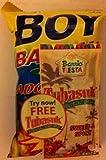 3-packs Boy Bawang, Cornick, ADOBO Flavor 100g Ea