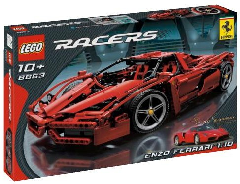 Top 9 Best LEGO Ferrari Sets Reviews in 2020 3