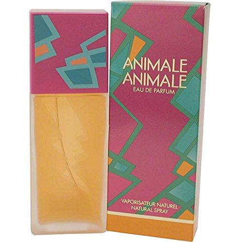 Animale Animale By Parlux Fragrances For Women. Eau De Parfum Spray 3.4 Oz Animal Perfume