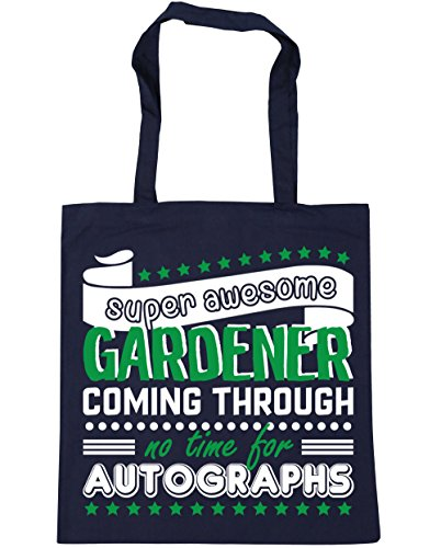 Shopping Gardener French litres Time Autographs Beach Tote Super 42cm 10 For Coming Through x38cm Gym Awesome Bag HippoWarehouse No Navy TEUYvn4