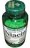 Cheap Nature's Bounty Flush Free Niacin 500 mg, 200 softgels