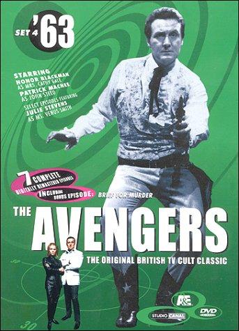 The Avengers - '63 Set 4