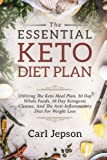 Keto Diet Plan: The Essential Keto Diet Plan: 10