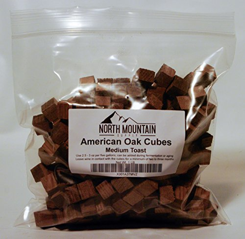 North Mountain Supply American Oak Cubes
