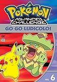 Pokemon Advanced Challenge, Vol. 6: Go Go Ludicolo!
