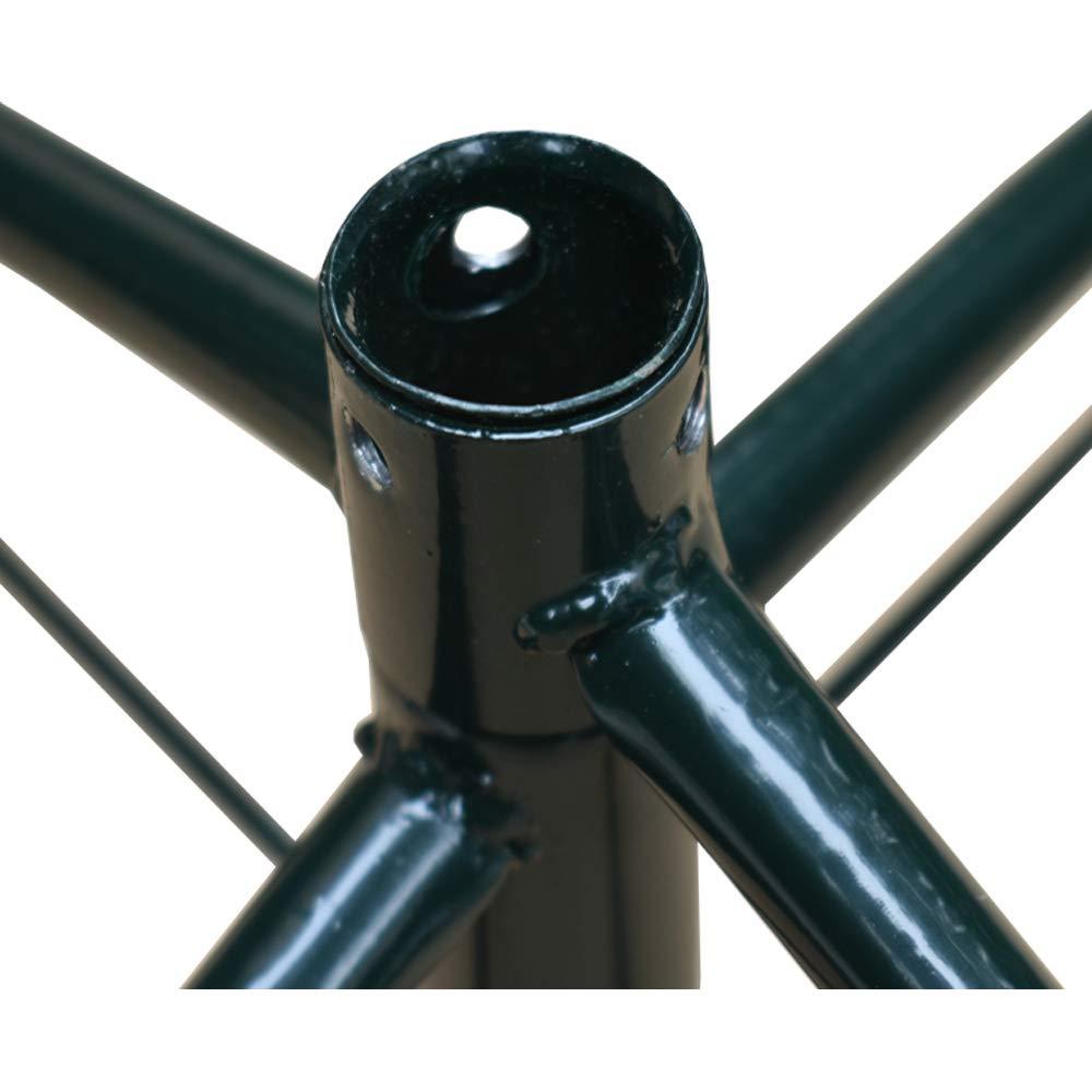 Nouveau Design EasyBravo Pieds de Sapin de No/ël pour Arbres de 120-210 cm,Convient au Poteau de 1,0-3,2 cm