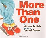 More Than One, Miriam Schlein, 0688141021