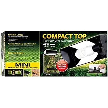 Exo Terra Compact Top Canopy Mini
