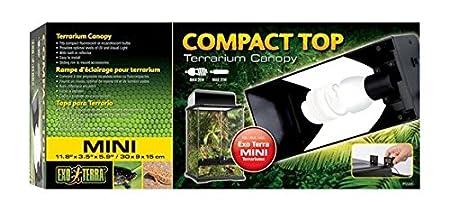 Exo Terra Compact Incandescent Fixture for PT2600/PT2602, Mini PT2225
