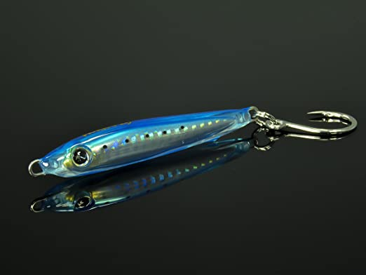 Seaspin Marigu 25S - Señuelo Jig (75 mm, 25 g), color PSK, de ...