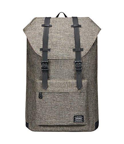 Sport Computer Travel Outdoor Backpack (Khaki) - 1