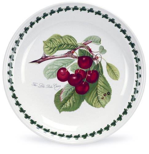 Portmeirion Pomona Bread and Butter Plate, Set of 6 Assorted Motifs by Portmeirion (Image #1)