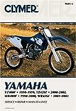 Yamaha Yz400f 1998-1999, Wr400f 1998-2000 and Yz426f 2000, Clymer Publications Staff, 0892877480