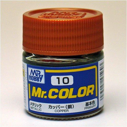 Mr.カラー C10 カッパー (銅)