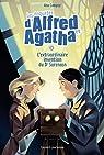 Les enquêtes d'Alfred et Agatha, tome 3 : L'extraordinaire invention du Dr Sorenson par Campoy