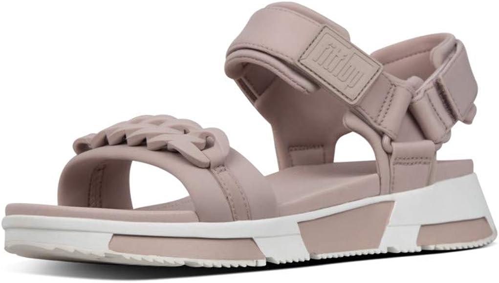 FitFlop Women's HEDA Sport Sandal-Chain