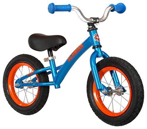 Schwinn Skip 3 Balance Bike, 12-Inch Wheels, Blue/Orange -  Pacific Cycle, Inc., S7130