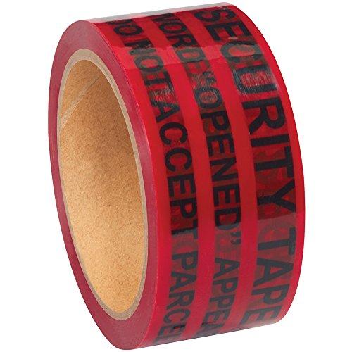 "Tape Logic T90160RD1PK Secure Tape, 60 yds Length x 2"" Width"