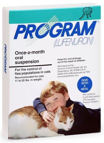 Program Green for cats