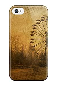 High Quality Grunge Case For Iphone 4/4s / Perfect Case