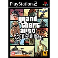 Take-Two Interactive  Grand Theft Auto: San Andreas (PS2)