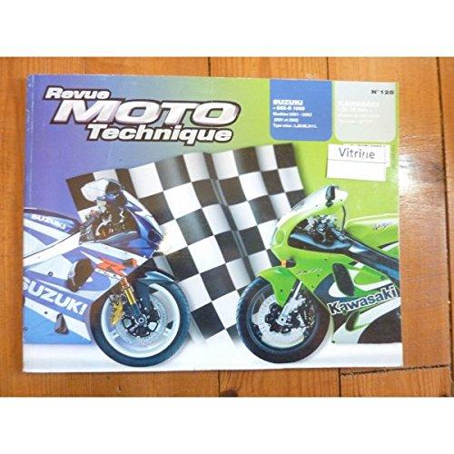 REVUE MOTO TECHNIQUE SUZUKI GSX-R 1000 Modèles U2K1-U2K2 de ...